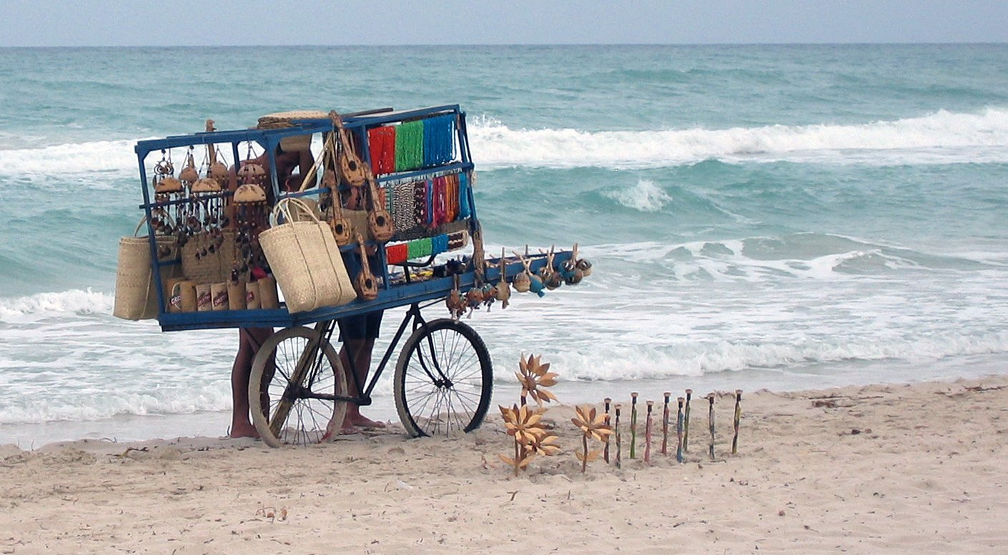 The Beach Vendor Sales Cycle